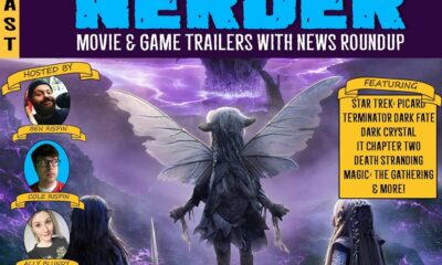Movie & Game Trailers with News Roundup