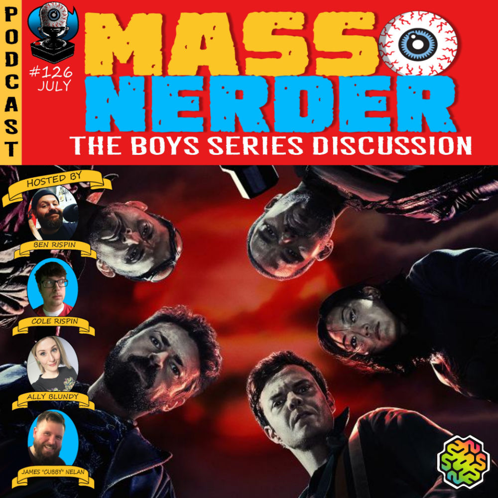 Mass Nerder – The Boys Series Discussion