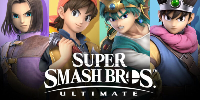 Nintendo Smash Bros. Ultimate: Dragon Quest's Hero Out Now!