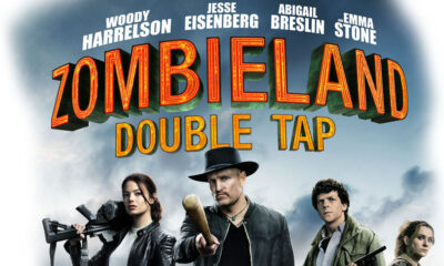 Zombieland Double Tap Promo Poster