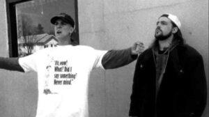 """Still From """"Clerks"""" (1994)"""