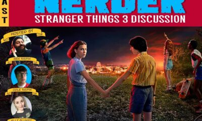 Mass Nerder - Stranger Things Season 3 Discussion