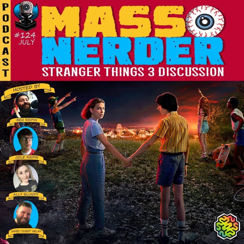 Mass Nerder – Stranger Things Season 3 review