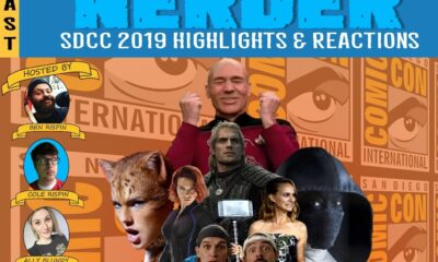 SDCC 2019 Highlights & Reactions