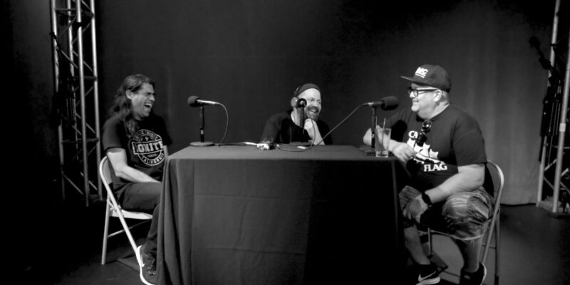 Ed Udhus of Zebrahead on this week's Episode of Puff Digital's Into The Weeds Podcast
