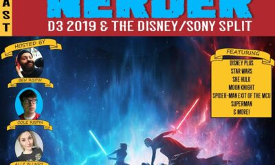 D23 Expo 2019 & The Sony Disney Split