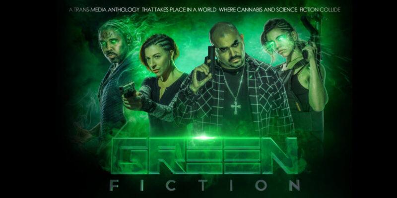 TJ Walker Talks About His New Superhero Sci-Fi Cannabis Cop Drama, Green Fiction