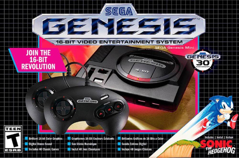 Quick Tokes / Quick Takes with Logan: Sega Genesis Mini & MORE!