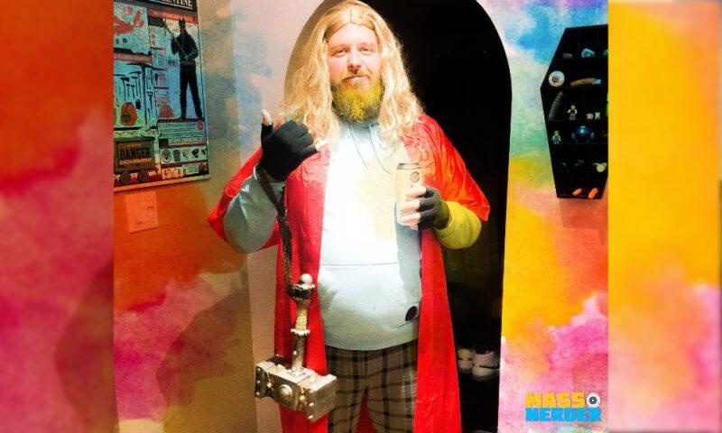 Mass Nerder – Halloween Special
