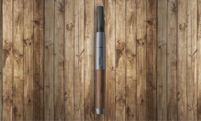 Vessel premium vape battery