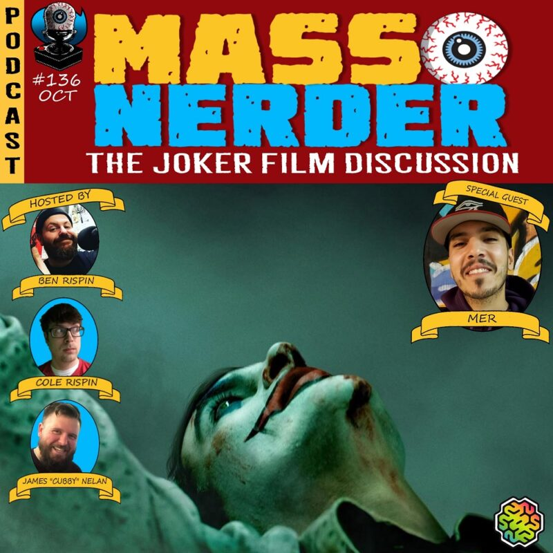 The Joker Film Discussion with Rapper Mer