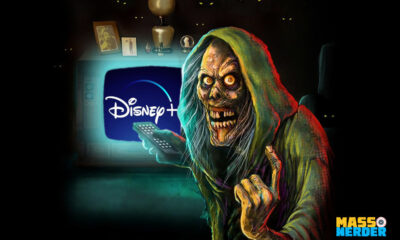 Mass Nerder - Disney Plus Preview & Creepshow