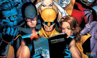 Mass Nerder - Fancast Spotlight MCU's X-Men
